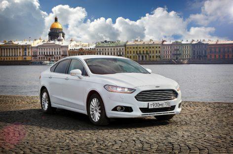 Тест-драйв Ford Mondeo 2015: Обещанного три года ждут