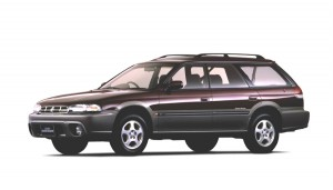 Subaru Outback 1 поколения