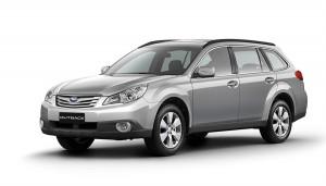 Subaru Outback 4 поколения