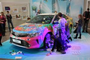 Автомобиль мечты