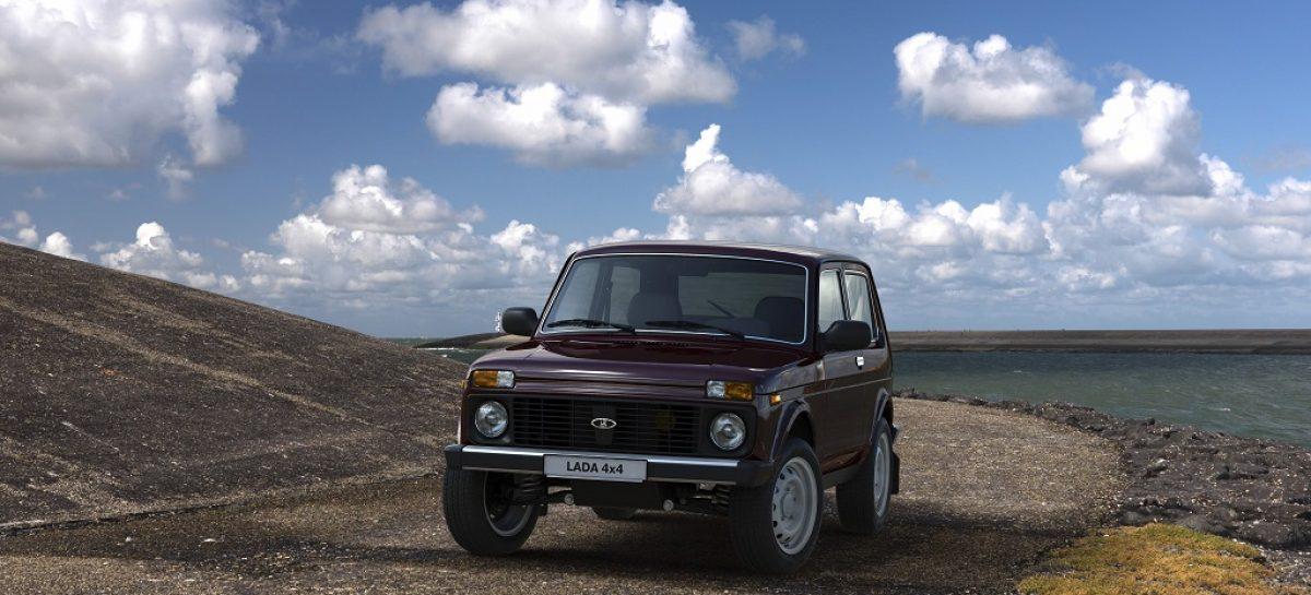 Lada 4х4 – лидер по остаточной стоимости на вторичном рынке России