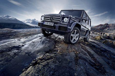 Mercedes-Benz G-Class получил новый облик и новые двигатели