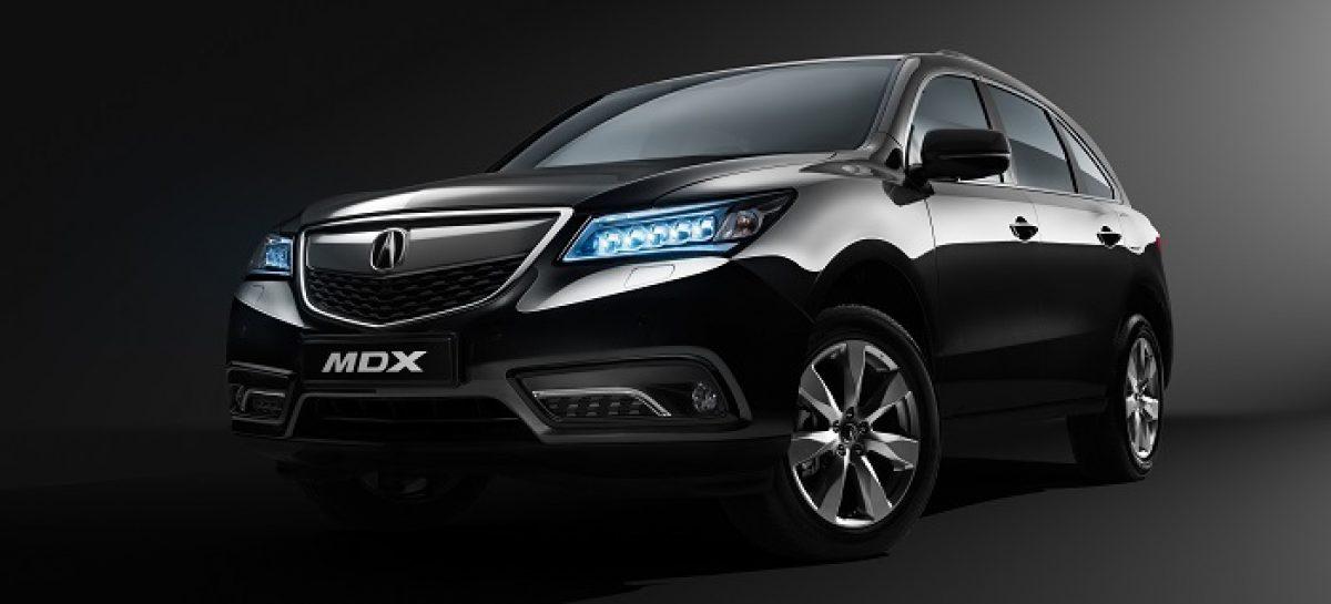 Honda объявляет скидки на весь модельный ряд Acura