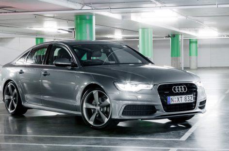 Audi A6 с трёхлитровым дизелем – сносу не будет