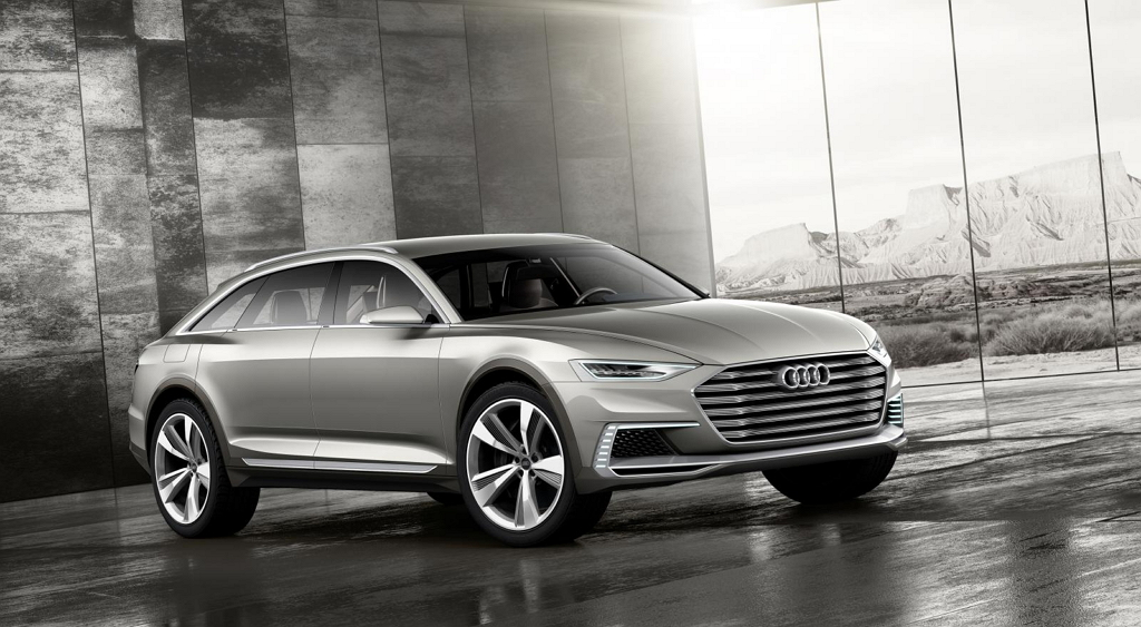 Audi Prologue Allroad (шоукар)