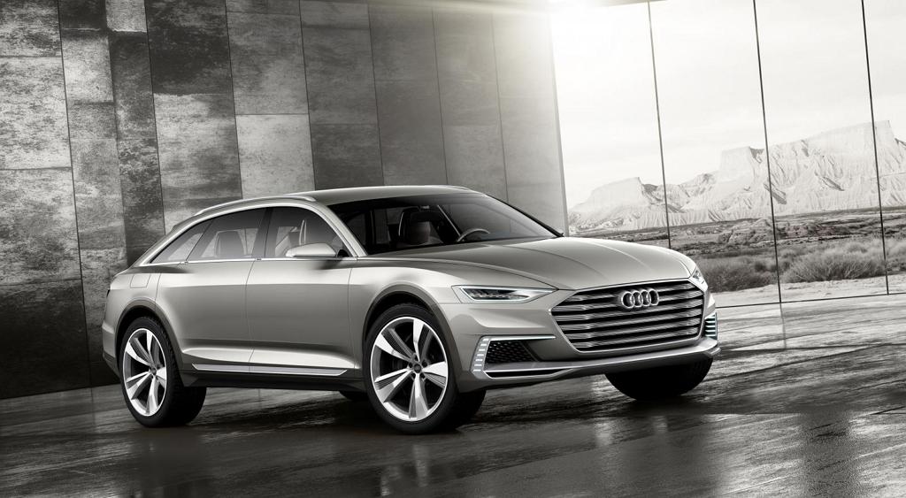 Audi Prologue Allroad (шоукар)