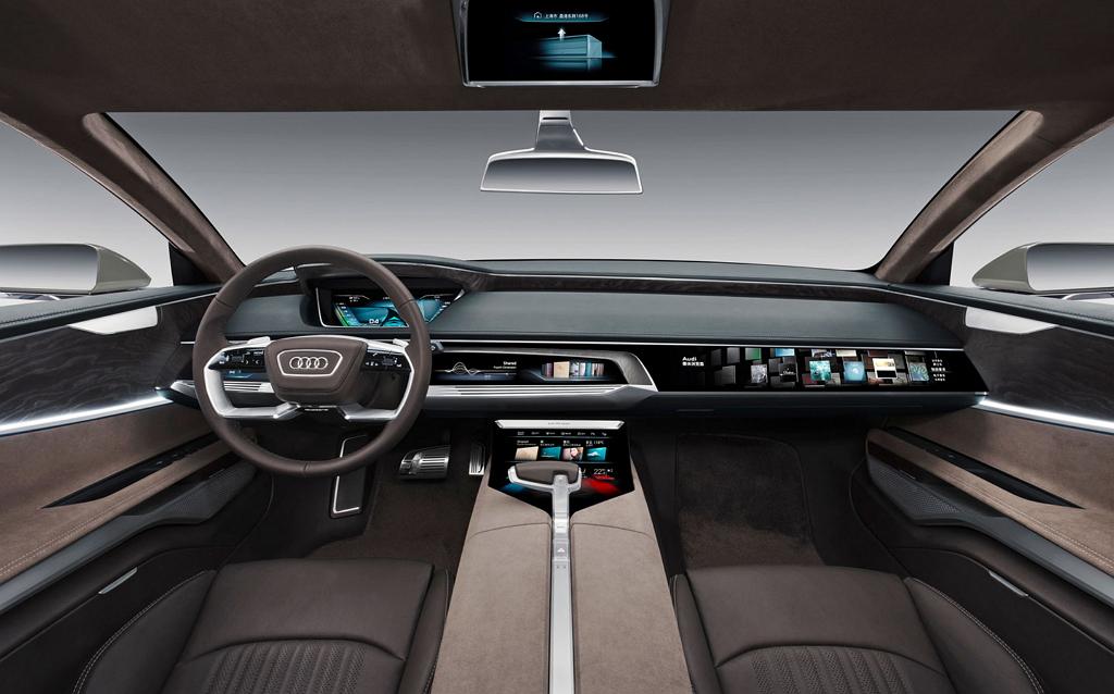 Audi Prologue (концепт)