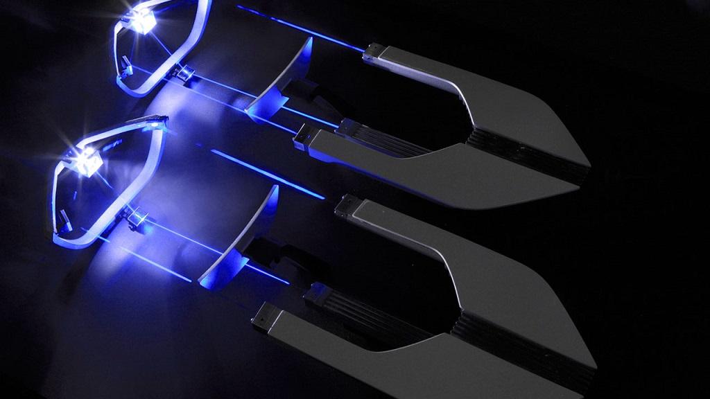 Автомобильное освещение Audi Matrix Laser
