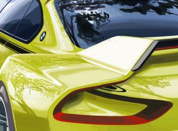 BMW отдаст дань уважения спорткару 3.0 CSL