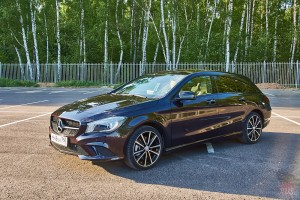 Mercedes-Benz CLA 250 Shooting Brake