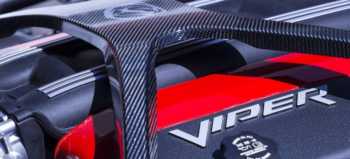 Dodge Viper ACR вернулся