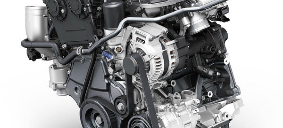 Новый двигатель для Audi A4