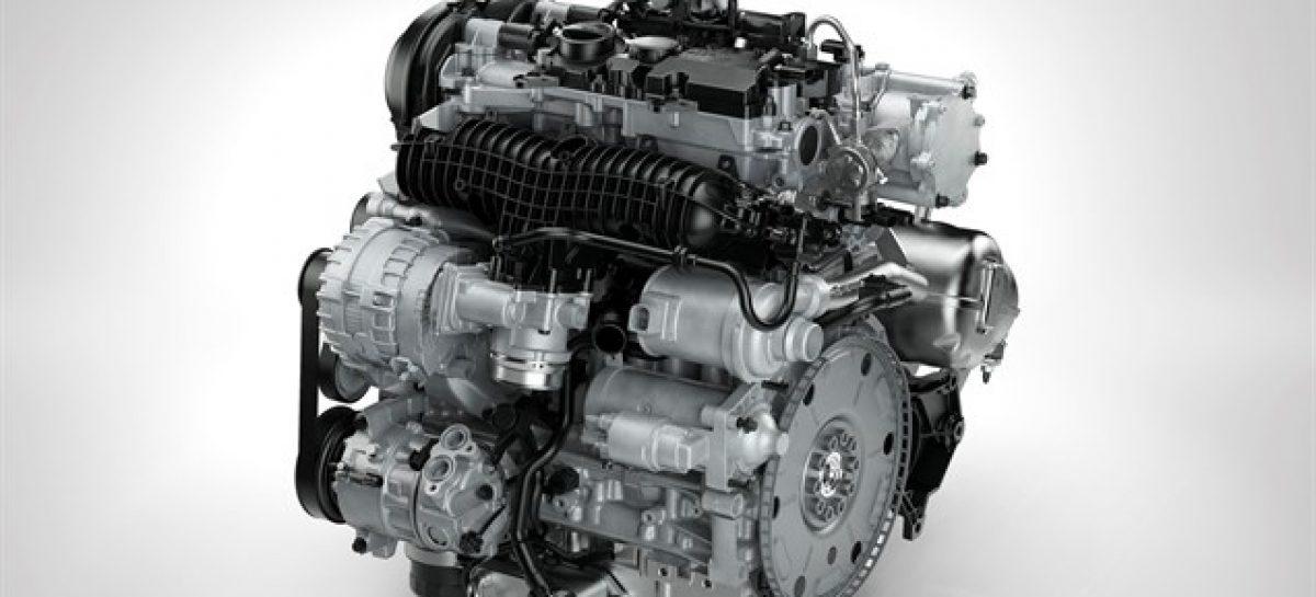 Volvo T6 Drive-E – Двигатель года