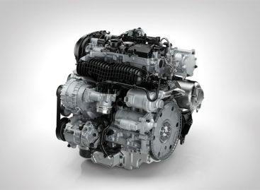 Volvo T6 Drive-E — Двигатель года