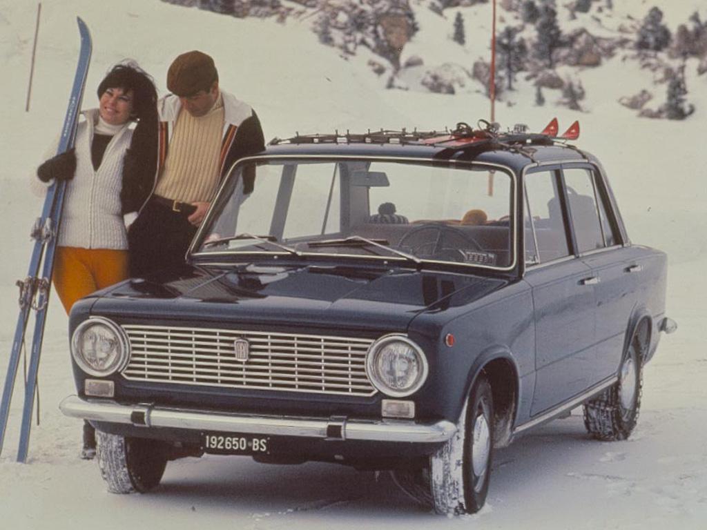 FIAT 124 (1966-1970)