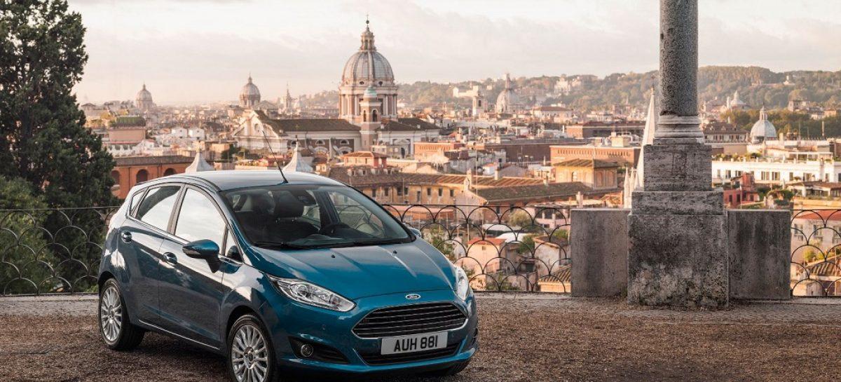 Ford Fiesta – снова лидер продаж сегмента в Европе