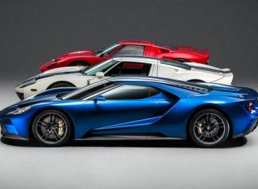 Идеи, разработки и технологии, стоящие за новым Ford GT