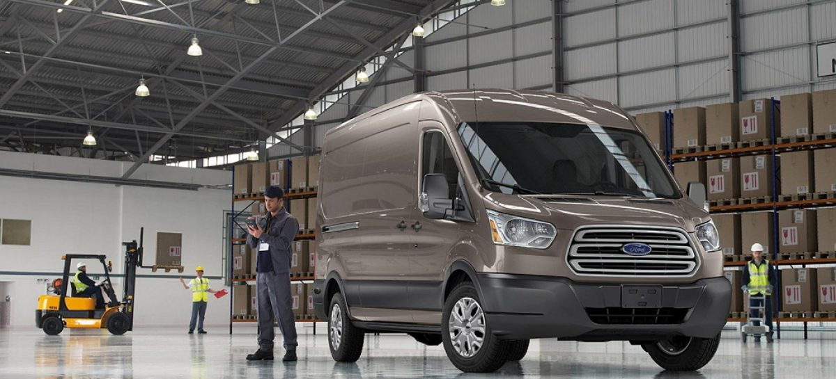 Новый Ford Transit Cargo Van – типичный работяга