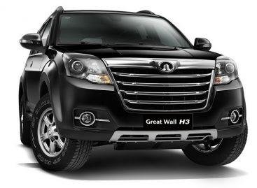 Great Wall Hover отлично подойдёт для круглогодичных поездок на дачу