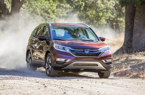 Honda CR-V признана лучшим компактным SUV
