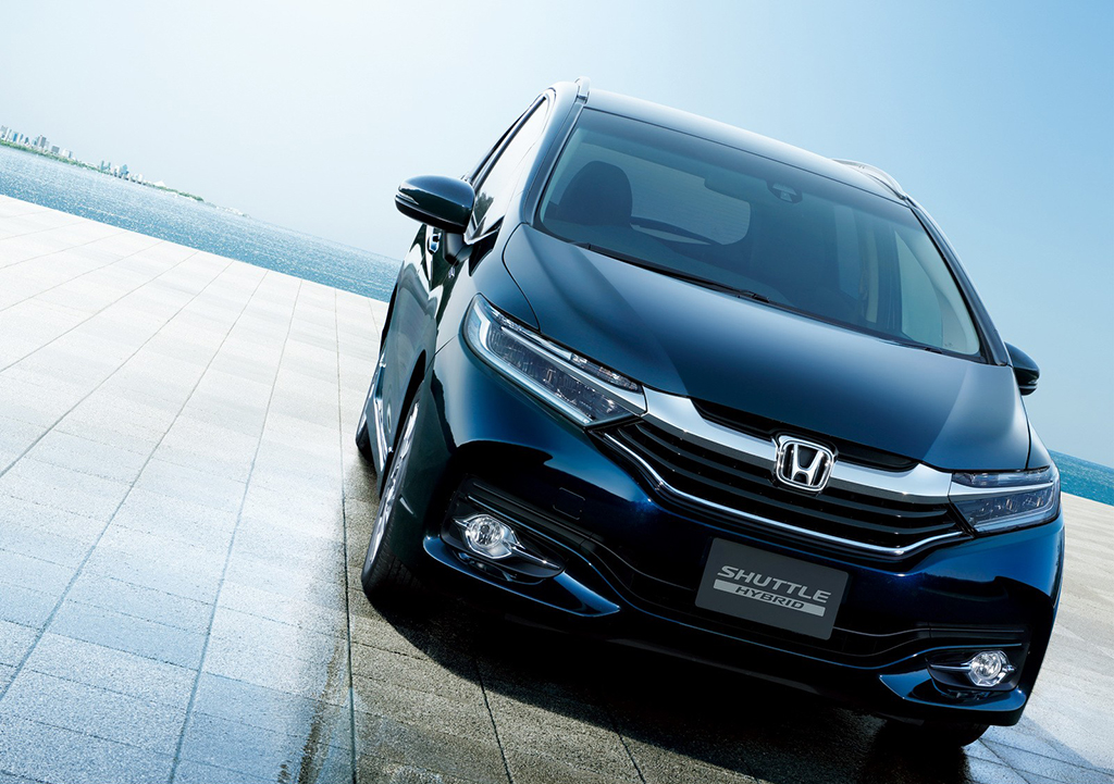 Начались продажи новой Honda Shuttle Amsrus
