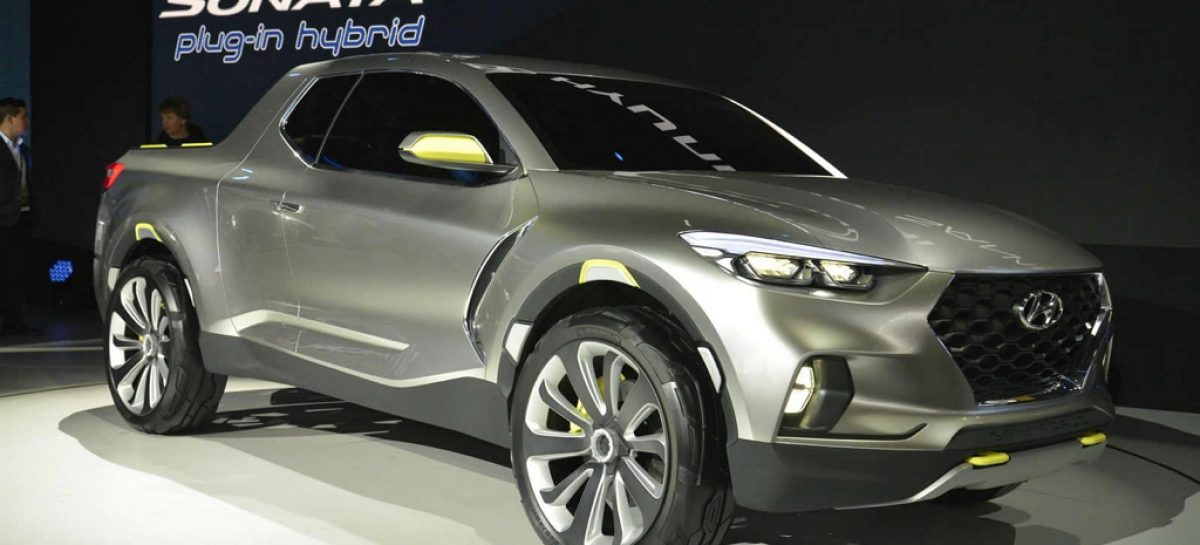 Исходной моделью для серийного Hyundai Santa Cruz может стать Tucson