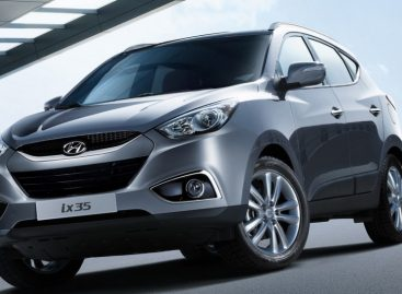 Hyundai снижает цены на кроссовер ix35
