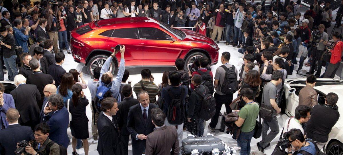 Кроссовер от Lamborghini – через три года