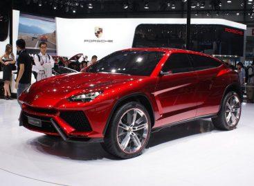 Lamborghini Urus хотят создать в розовом или фиолетовом цвете