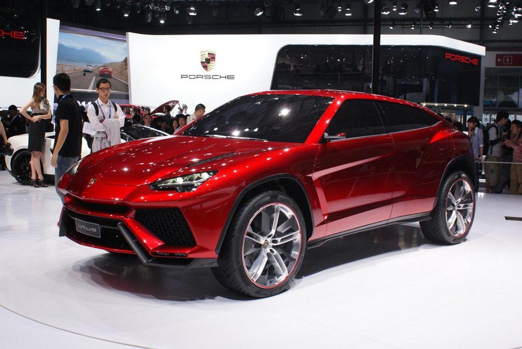 Lamborghini Urus (концепт)