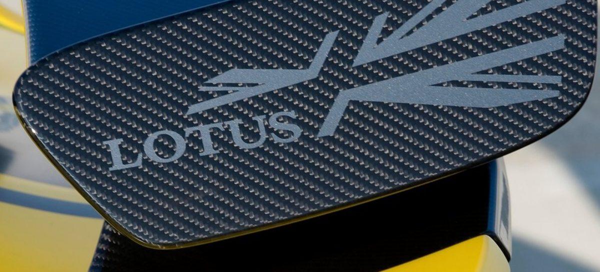 Lotus перейдёт на моторы Volvo