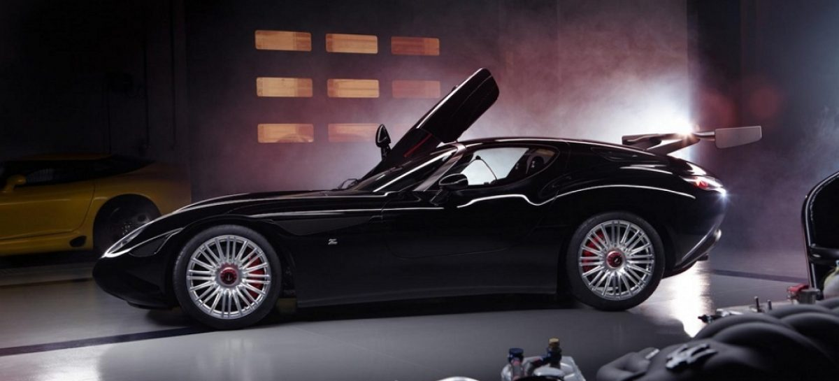 Новый монстр-Maserati от Zagato