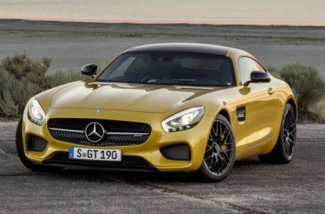 Продажи Daimler AG продолжают расти