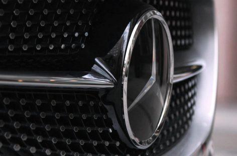 Русский филиал Mercedes поменял название