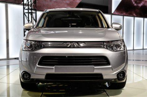 Ставки по автокредитам на модели Mitsubishi снижены