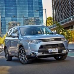 Награды и достижения Mitsubishi Outlander PHEV