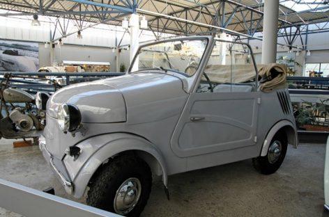 Советские инвалидки среди курьезов автомобильного музея в штате Теннесси