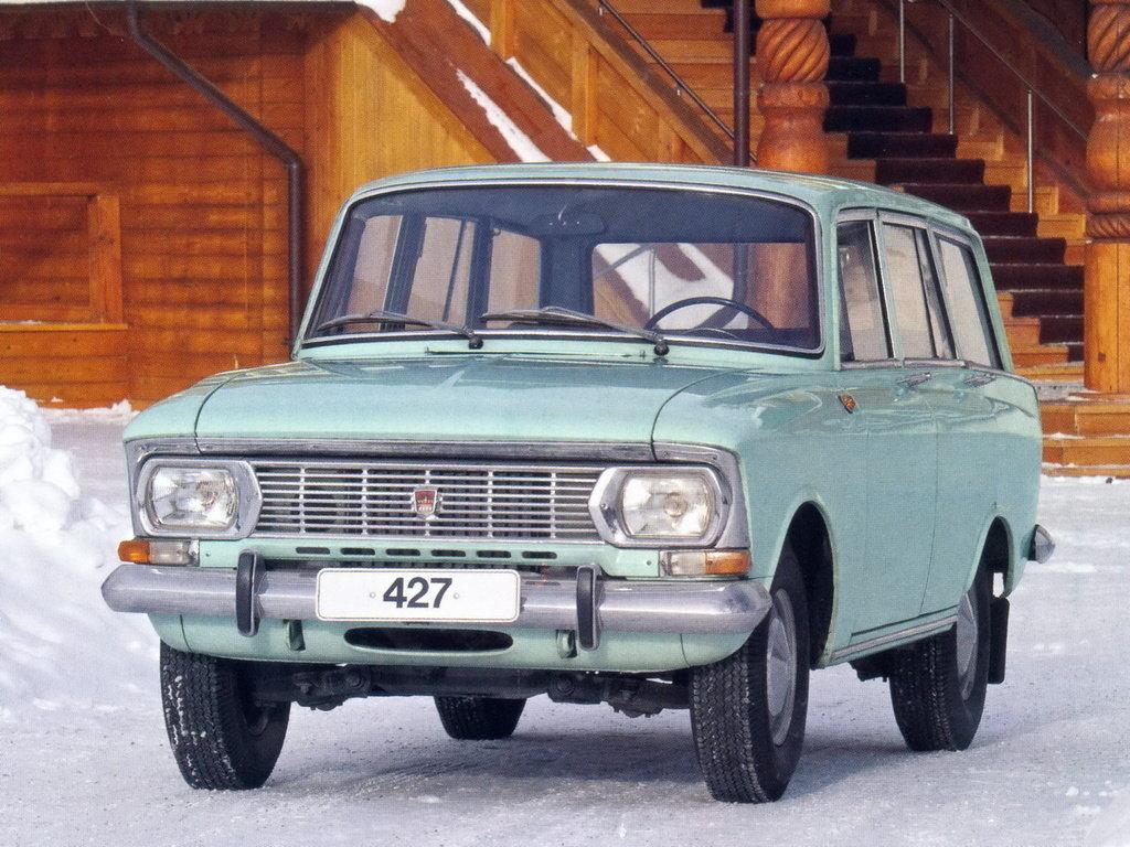 Москвич-427