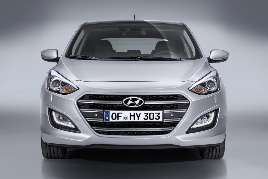 Обновленный Hyundai i30