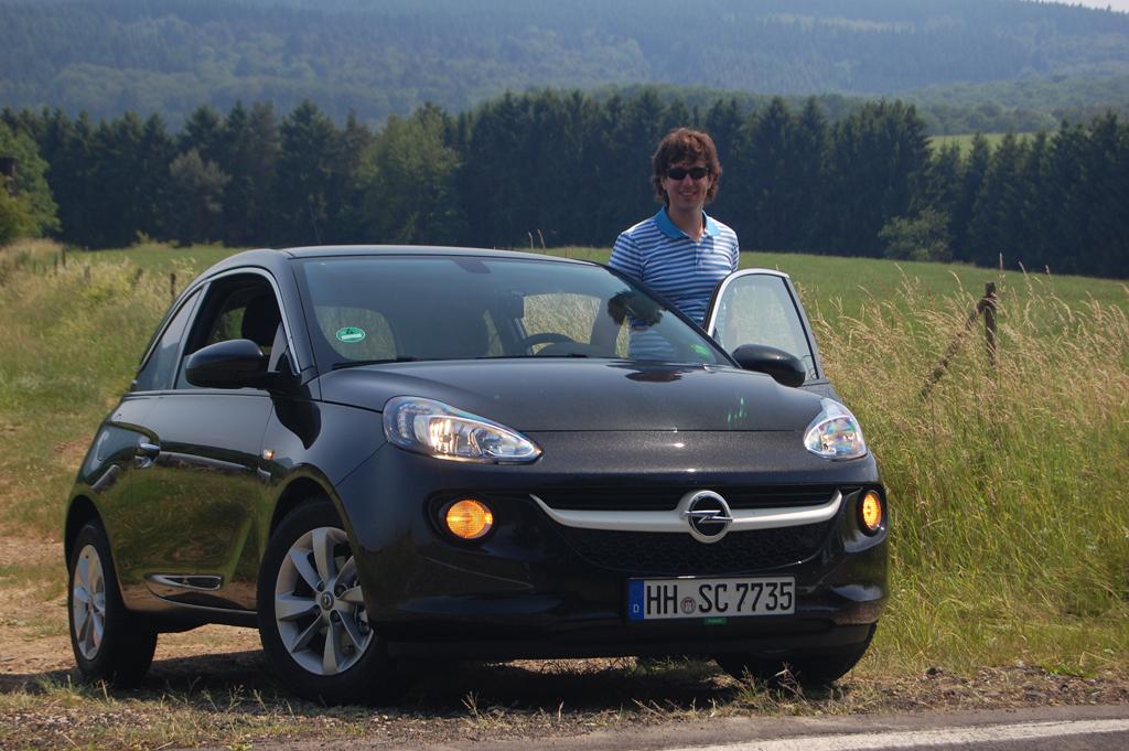 Opel Adam I