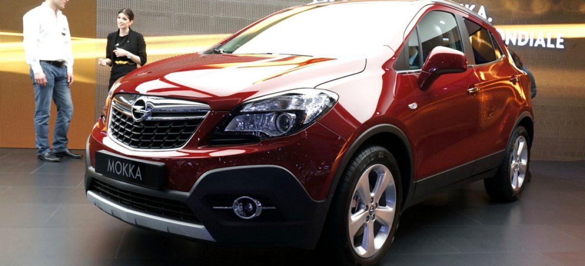 Opel Mokka лучше брать с более надежным мотором 1.8