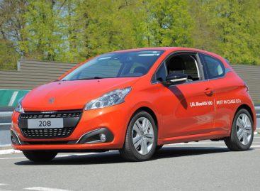 Рестайлинговый Peugeot 208 – рекордсмен по экономичности