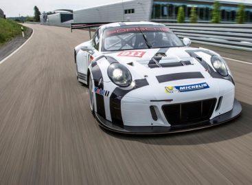 Трековый 911 GT3 R стал легче, быстрее и… экономичней?