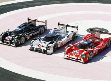 Porsche – три цвета Ле-Мана