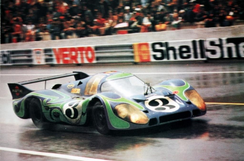 Porsche Typ 917 LH Хиппи Ле-Ман 1970