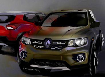 KWID – кроссовер-полукровка от Renault
