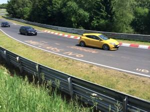 Renault Megane RS III (рестайлинг)