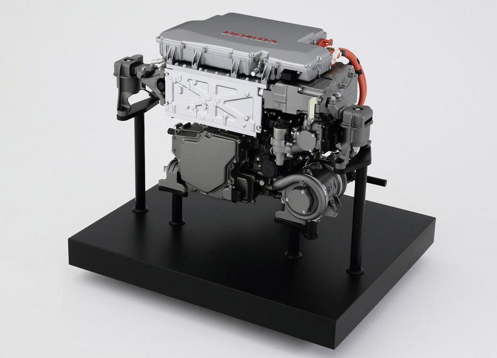 Силовой агрегат Honda FCV