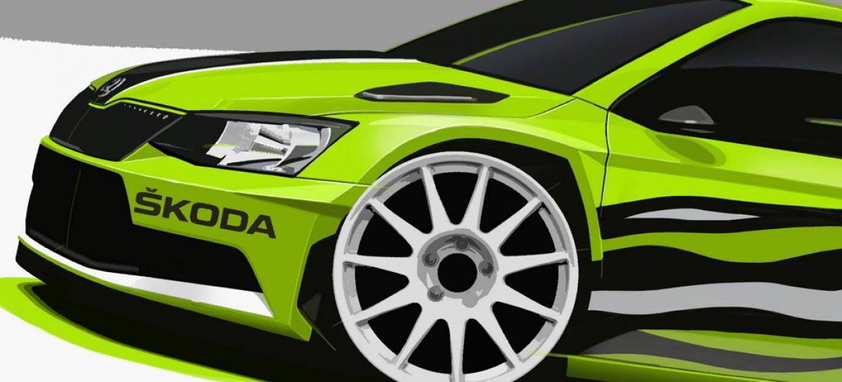 Fabia R5 Combi – новый раллийный концепт