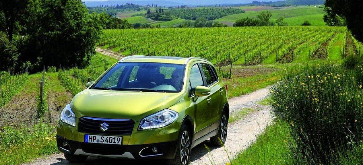 Suzuki New SX4 в кредит без переплаты